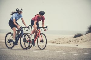 2 Road Cyclists