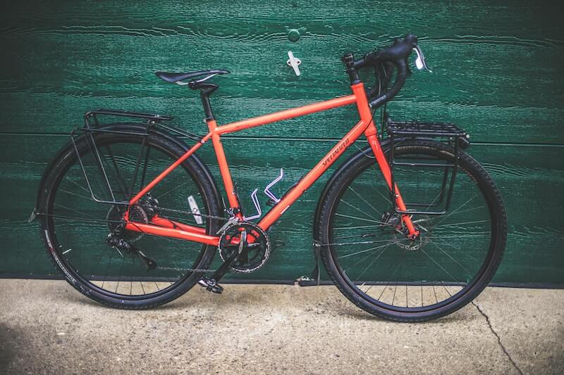 Specialized Gravel Bike With Mounts