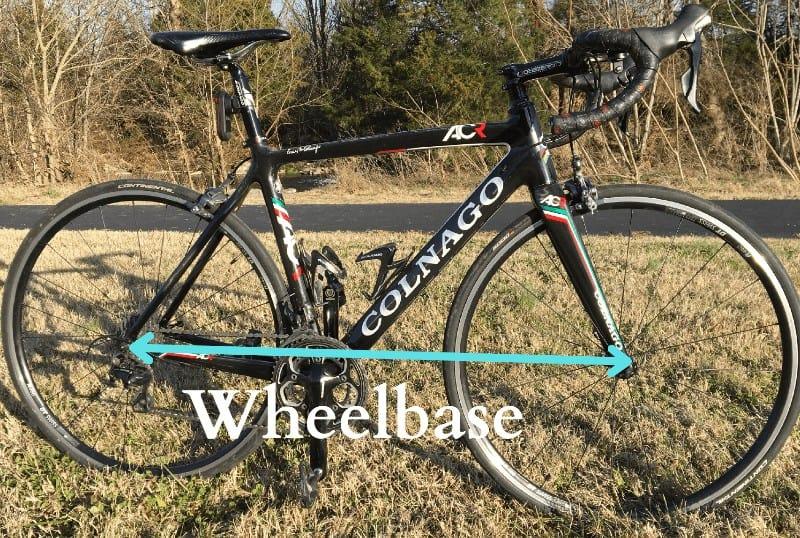 Bike Wheelbase