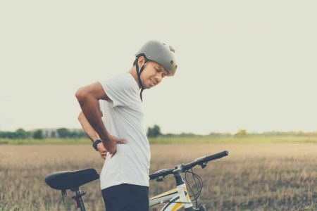 Is A Road Bike Good For Your Back?